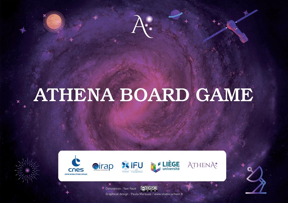 1. Athena-Board-Game
